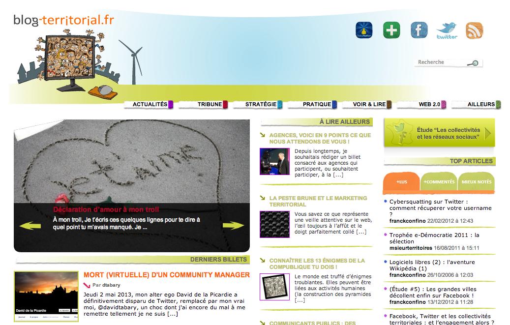 Blog-territorial.fr